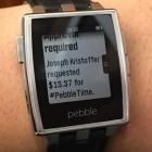 Smartwatch: Android-Wear-Unterstützung für Pebble ist verfügbar