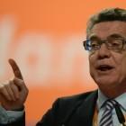 Innenminister de Maizière: Jeder kleine Webshop muss sicher sein
