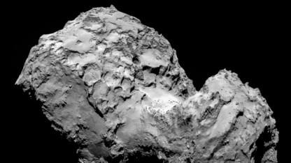 Komet Tschurjumow-Gerassimenko: zehn Jahre Anreise zur Gummiente