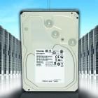 Mehr Kapazität: Erste 6-TByte-Festplatten von Toshiba