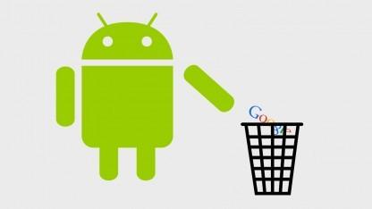Wir befreien Android von Google