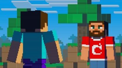 Screenshot aus Minecraft