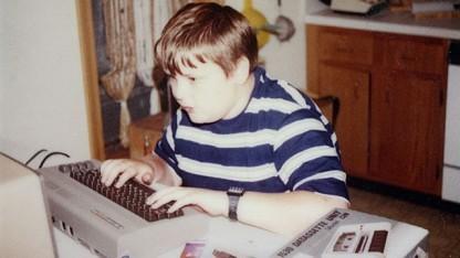 Lieblingsspielzeug vieler Kinder in den 1980er Jahre: der C64