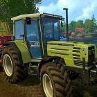 Landwirtschafts-Simulator: Trekker-Lenkrad für den Schreibtisch