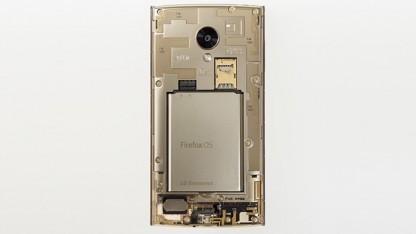 Das Fx0 wird von LG gebaut.