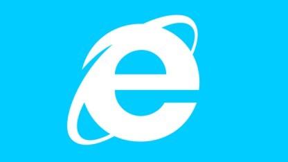 Logo des Internet Explorers