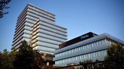 Hauptsitz der Debeka in Koblenz