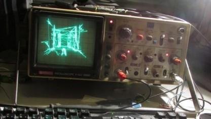 Quake-Oszilloskop
