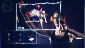 Holographisches Display: Interaktion wie mit einem Touchscreen
