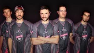 Die Mitglieder des Teams YP