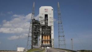 Trägerrakete Delta IV mit Orion: zum Asteroiden, zum Mond, zum Mars
