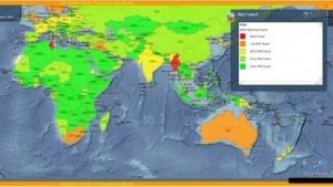 Mit Hilfe von abgefangenen GSMA-Dokumenten soll sich die NSA in nahezu allen Ländern in Mobilfunknetze einklinken können.