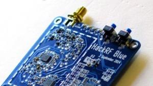 Das HackRF-Blue-Modul