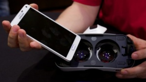 Samsungs Gear VR mit Galaxy Note 4