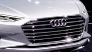 Audis neues Markengesicht Prologue