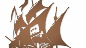 Logo von The Pirate Bay