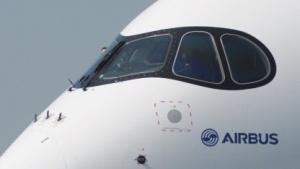 Airbus' A350XWB verzögert sich.