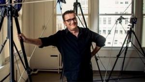 Chris Bregler, neuer Mitarbeiter bei Oculus VR