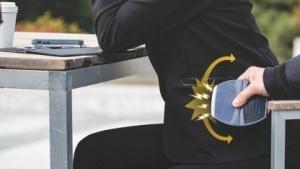 Work-It Blazer: RFIDs aus mehreren Metern Entfernung auslesen