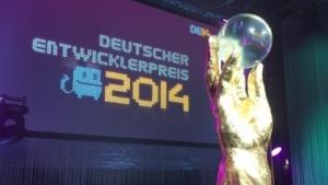 Deutscher Entwicklerpreis in Köln verliehen