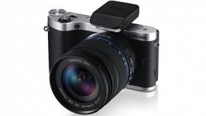 Samsung NX300: Bilder werden automatisch verschlüsselt.