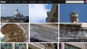 Flickr will nicht gegen Kundeninteressen handeln.