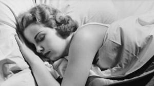 Wer tief und fest schlafen will, sollte zum Buch greifen.