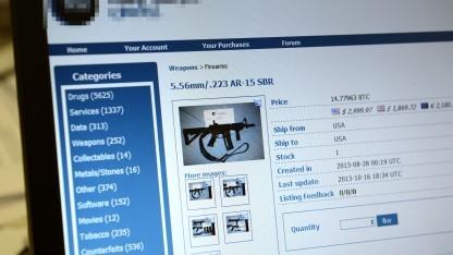 Wie bei Amazon: Bewertungssysteme für Darknet-Händler