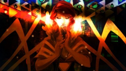 Screenshot aus Transistor