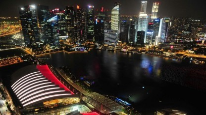 Singapur (Symbolbild): Megacities sind Vorreiter, weil der Leidensdruck am größten ist.