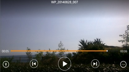 VLC Player für Windows Phone 8.1