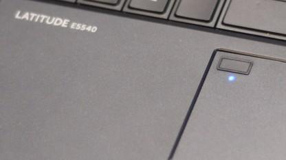 Synaptics neuer Fingerabdruckleser lässt sich in Touchpads integrieren.