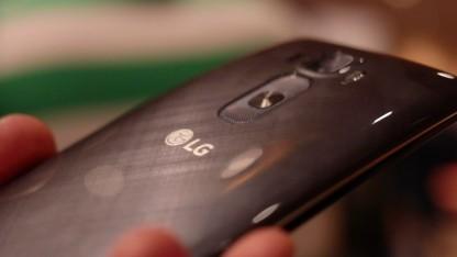 Der Snapdragon 810 ist unter anderem im LG G Flex 2 eingebaut - und hat Qualcomm zufolge keine Überhitzungsprobleme.