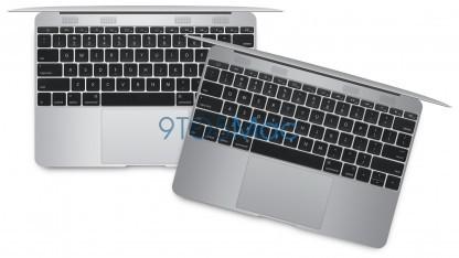 Fiktives Macbook Air 12 Zoll