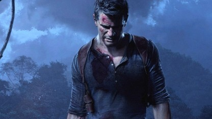 Artwork von Uncharted 4