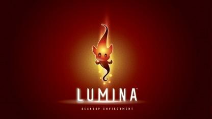 Artwork des Lumina-Desktops