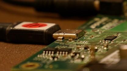 USB-Steckeranschluss Typ C