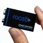 Roost: 9V-Block mit WLAN macht Rauchmelder netzfähig
