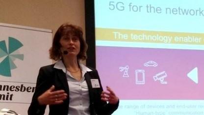 Ericsson-Forschungschefin Sara Mazur