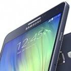 Samsung Galaxy A7: Dünnes Alu-Smartphone kommt Ende März für 500 Euro
