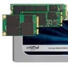 BX100 und MX200: Crucials SSDs überstehen mindestens 73 TByte Schreibvolumen