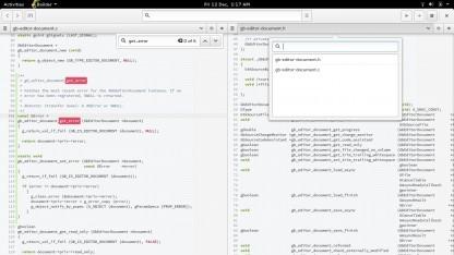 Eine erste Darstellung der IDE Builder