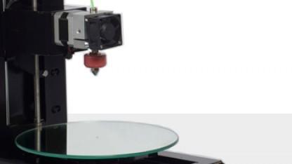 Polar 3D - ein 3D-Drucker mit polarer Ansteuerung