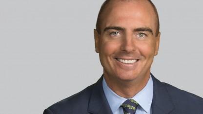 Der ehemalige Chipchef John Bryne