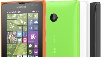 Lumia 532 mit Dual-SIM-Technik