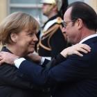 Nach Anschlägen von Paris: Merkel drängt offenbar auf Vorratsdatenspeicherung