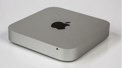 Mac Mini aktueller Bauart