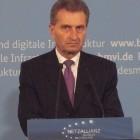 Oettinger zu Netzneutralität: Videodienste sollen nicht priorisiert werden