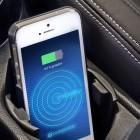 Nachrüstlösung: iPhone im Auto per Induktion im Getränkehalter laden