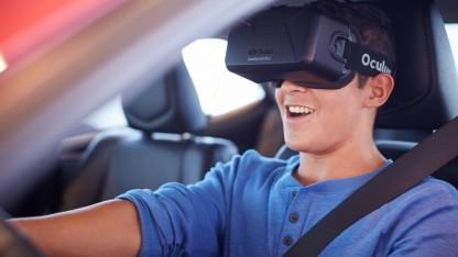 Oculus Rift soll Sicherheitsbewusstsein von jungen Autofahrern schärfen.